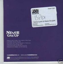 (451I) The Days, Never Give Up - DJ CD