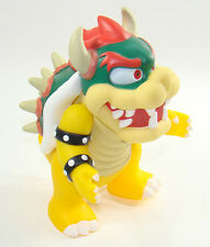 Super Mario Brothers Bowser Action Figure Plastic Toy 10CM