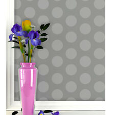 Dots Wall Stencils Catherine, Reusable Stencil Pattern for Walls furniture rugs