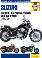 Suzuki Intruder Marauder Boulevard VS700-VL800 1985 - 2017 Haynes Manual 2618