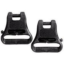 "Uncle Mike's QD Quick Detachable Polymer Sling Swivels 1"" 1401-2"