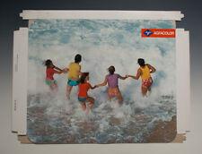 Konvolut 3 x Agfacolor Reklame Aufsteller um 1975