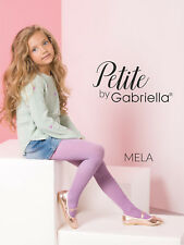 Nylonandmore Gabriella Medias de los Niños Chica Medias Niñas 747 Mela Petite
