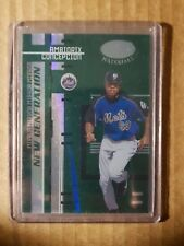 2005 AMBIORIX CONCEPCION LEAF CERTIFIED MIRROR EMERALD GREEN SP INSERT 1/5 RC