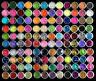 12 / 18 / 120 Colors Glitter Gems Bead Acrylic UV DIY Nail Art 3D Decoration Set