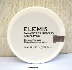 Elemis Dynamic Resurfacing Facial Pads (14) New & Sealed