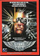 Stone Cold , 100% uncut , DVD Region2 , NEW & Sealed , Brian Bosworth