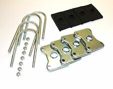 REAR SPRING FITTING KIT FOR THE MGB 1965 ON (TUBE AXLE)