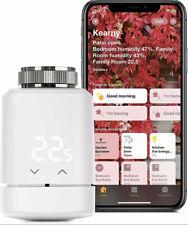 Eve Thermo Smart Radiator Valve LED Display Automatic Control Apple Homekit #4