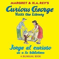 Jorge el curioso va a la biblioteca/Curious George Visits the Library