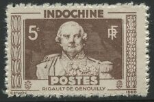 INDOCHINE  N°265** RIgault de Genouilly,1943-1945, French Indo China MNH NGAI