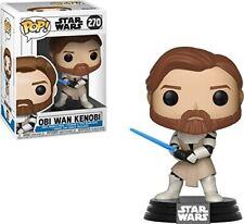 Funko - POP Star Wars: Clone Wars - Obi Wan Kenobi Brand New In Box