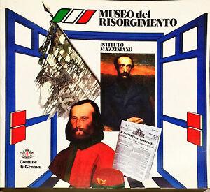 MUSEO DEL RISORGIMENTO - LEO MORABITO, GIOVANNI SPADOLINI - 1987