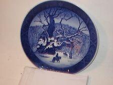 Royal Copenhagen The Royal Oak Collector Christmas Plate 1967