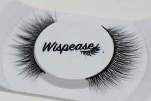 False Eyelashes Natural & Short Super Soft Lightweight Silk Wispy Tapered NEW UK