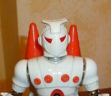 Micronauti testa(repro)Head custom King Atlas FORCE COMMANDER VERSION micronauts