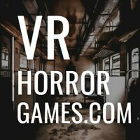 VRHorrorGames.com VR Virtual Reality Horror Games Domain Name