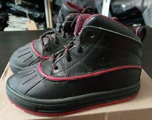 524878-001 Nike ACG Woodside Toddler(TD) Baby Casual Sneakers - Black/Pink