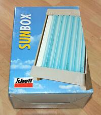 Schott Sunbox • Gesichtsbräuner • UVA sonne Höhensonne • Lichttherapie • Typ 824