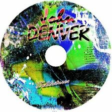 JOHN DENVER ACOUSTIC GUITAR TAB CD TABLATURE GREATEST HITS BEST OF COUNTRY MUSIC