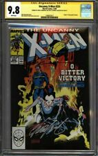 * Uncanny X-MEN #255 CGC 9.8 Wolverine SS Claremont Silvestri (1580623017) *