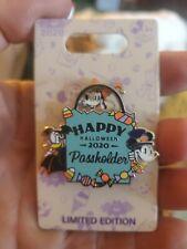 Disney Parks Happy Halloween Annual Passholder Pin LE 5000 AP Mickey Donald 2020