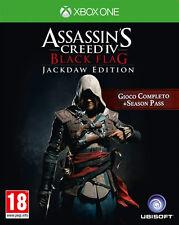 Assassin's Creed IV 4 Black Flag Jackdaw Edition XBOX ONE IT IMPORT UBISOFT
