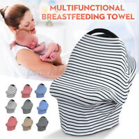 Breastfeeding Breast Towel Cover Baby Car Seat Canopy Cover For Feeding Nursing