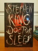 Doctor Sleep by Stephen King (2013, Hardcover) 1st Edition / 1st Printing