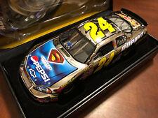 2006 Jeff Gordon Pepsi Superman Daytona LUCKY PLATINUM Chase Elite car 1 of 36