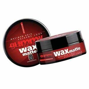 Gummy | Wax Matte | Keratin Maximum Hold Extreme Look | 150ml | MELB STORE