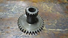 84 HONDA GL1200 GOLD WING ASPENCADE HM758 ENGINE OUTPUT SHAFT FINAL DRIVE GEAR