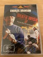 Death Wish 2 - Charles Bronson - Brand New And Sealed DVD