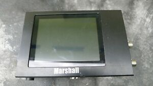 Marshall 2-Channel 4'' LCD Monitor V-LCD4-PRO-L
