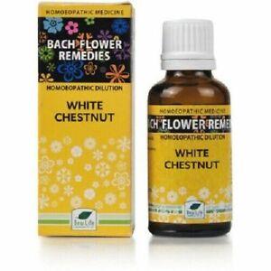 New Life Bach Flower White Chestnut (30ml)