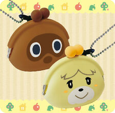 Animal Crossing Silicon Purse Pouch (Japan Import)