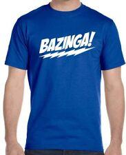Bazinga!! T-Shirt, Sheldon Cooper,The Big Bang Theory