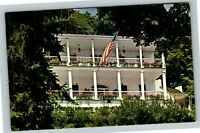 White Sulphur Springs WV, The Greenbrier, Chrome West Virginia Postcard
