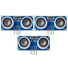 3x 3Pcs Arduino Ultrasonic HC-SR04 Distance Measuring Sensor