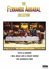 The Fernando Arrabal Collection (DVD, 2005, Limited Edition)