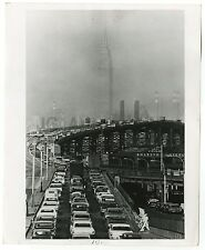 American Pollution - Air Pollution - Vintage 8x10 Photograph - New York - 1965