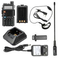 Baofeng DM-5R Portable Radio VHF UHF Dual Band Walkie Taklie 5W 128CH DM5R DMR