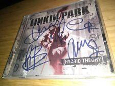 Linkin Park - Chester Bennington - Signed CD / VERY RARE / Hybrid Theory