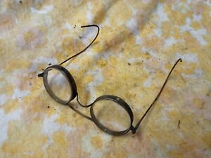 Vintage Protective Goggles ~Welding? ~VGC (BLK2)