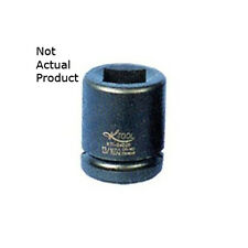 "K Tool 35238 Impact Budd Wheel Socket, 1"" Drive, 38mm, 6 Point, Deep"