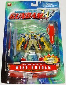 "Bandai Mobile Suit Gundam Wing WING GUNDAM #9201 4.5"" Action Figure *MOC* MSIA"