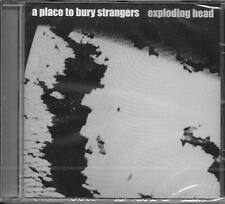 CD 10 TITRES EXPLODING HEAD A PLACE TO BURY STRANGERS DE 2009 NEUF SCELLE