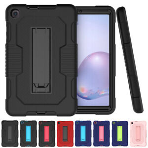 For Samsung Galaxy Tab A 8.4inch 2020 T307 Silicone Shockproof Tablet Case Cover