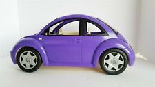 Barbie VW Volkswagen Beetle Bug Purple Car / Mattel / 2000