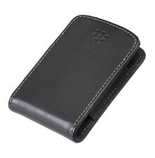 Genuine Blackberry Leather Pouch Pocket Case 8520/8900/9300/9500/9780/9900/9930